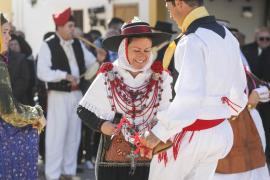 El Consell d'Eivissa repartirá 30.000 euros entre los grupos de ball pagès de la isla