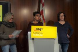 """La CUP se ofrece a colaborar con Colau tras la """"oportunidad"""" que supone la ruptura con el PSC"""