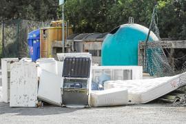 Sant Rafel: territorio basura