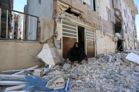 Aumenta el número de fallecidos por el devastador terremoto de Irán