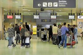 Los viajeros en el aeropuerto de Ibiza aumentan un 6,6%