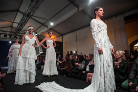 Adlib Moda Ibiza sorprende con sus diseños nupciales una vez más