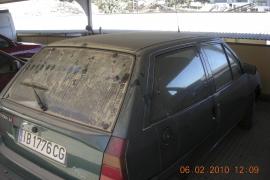 Paran parte de las obras del parking de Santa Eulària por exceso de ruido y polvo