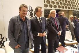 """Artur Mas afirma que el independentismo se está cuestionando si fueron """"inteligentes"""" los plazos del 'procés'"""