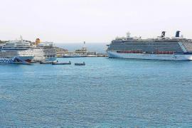 Los 120 cruceros del año pasado generaron un impacto económico de 25,8 millones en Ibiza