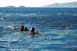 El joven ahogado en Cala Gració fue arrastrado por el oleaje