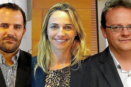 Maria Frontera, Javier Vich y Jaume Horrach formarán la nueva cúpula de la FEHM