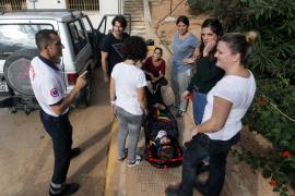 Profesionales de Urgencias se forman para la atención al paciente (Fotos: Daniel Espinosa)