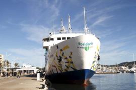 Baleària lanza una tarjeta para embarcar sin pasar por taquilla en la ruta Ibiza-Formentera