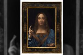 'Salvator Mundi' de Leonardo Da Vinci, la obra más cara de la historia tras subastarse por 382 millones de euros