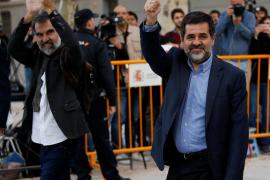 Jordi Sánchez (ANC) será el número dos en la lista de Puigdemont para las elecciones del 21D