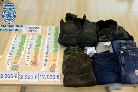 La mujer detenida por un robo de 20.000 euros queda en libertad
