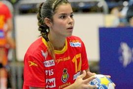 Ana González fija el punto de mira en el mundial júnior