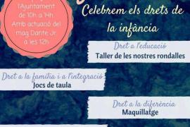 Santa Eulària organiza una fiesta basada en los derechos de los niños