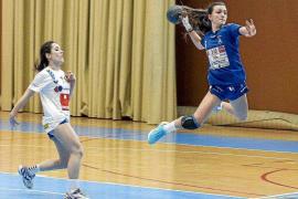 Flor Dumitrescu, segunda mejor jugadora de la jornada