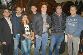 Comida del Grup Serra en Inca por el Dijous Bo