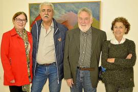 Joan Lacomba presenta su obra en la Galería Marimón