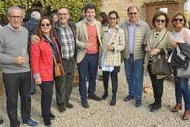 Comida de aniversario del Rotary Club Palma Almudaina