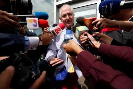 Antonio Ledezma se escapa de Venezuela y pone rumbo a España
