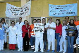Los sindicatos se unen contra el decreto del catalán en la sanidad pública