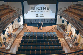 Ibicine se celebra hoy en el Teatro España de Santa Eulària