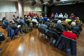 Asamblea de la Asociación de Vecinos de s'Eixample Nou
