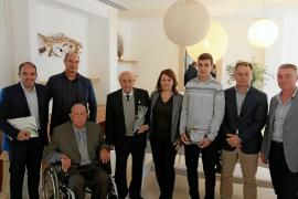 La Pimef rinde homenaje a los empresarios del año en Formentera