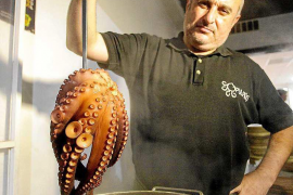Castañas en Ibiza con sabor a Galicia
