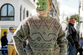 Los 'peques' celebran su gran día en Santa Eulària