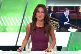 La presentadora Cristina Saavedra agradece la ayuda tras ser atropellada este sábado