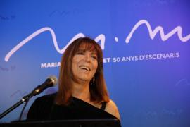 Maria del Mar Bonet llegará hasta Egipto en su gira para celebrar 50 años en el escenario