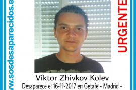 Buscan a un joven desaparecido hace cuatro días en Getafe