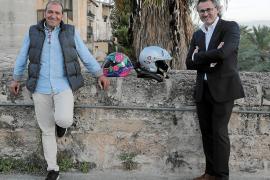 Pedro Mas y Rafel Abraham sitúan al motociclismo y el automovilismo balear a primer nivel