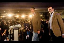 """El PP intensifica la presencia de cargos en Cataluña para reivindicar que Rajoy """"ha permitido que se vote"""""""