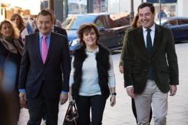 """Santamaría tilda a los partidos independentistas de """"anticatalanes"""" por el daño a Catalunya"""