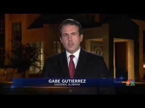 El agotamiento juega una mala pasada a un corresponsal en directo
