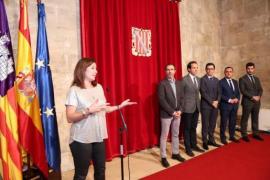 Baleares forma un frente común con Canarias, Ceuta y Melilla para conseguir mejoras en la conectividad aérea y marítima