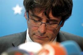 Puigdemont renuncia al sueldo de expresidente