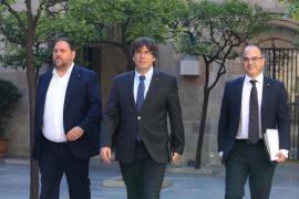 Un primer borrador programático de ERC y JuntsxCat no cita la independencia unilateral y apuesta por el acuerdo
