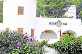 La Guardia Civil investiga un robo con fuerza en una vivienda de Cap Martinet