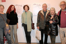 Exposición 'Humor Gràfic i Premsa' en el Casal Solleric