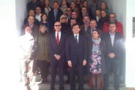 Ibiza acogerá en abril un encuentro de responsables de formación de diputaciones, cabildos y consells