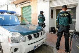 Hallan en un local de Sant Antoni los restos de una mujer desaparecida hace tres años