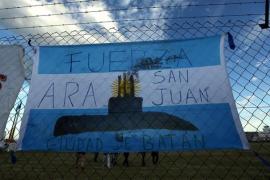"""La Armada argentina confirma que hubo una """"explosión"""" en el submarino desaparecido"""