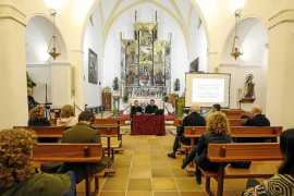 La iglesia que soñaron Romeu Johan y Bartaran Vidal en 1456