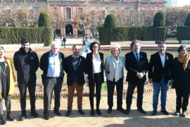 """ERC solemniza su pacto con MES, Avancem y Demòcrates para una lista """"transversal"""""""
