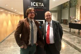 """Iceta no pactará con ERC: """"Sería una contorsión antinatural"""""""