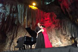La soprano Ainhoa Arteta actúa en el Palacio de Congresos de Palma