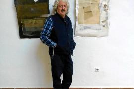 El pintor ibicenco Pere Planells expone en el centro Joan Miró de Móstoles