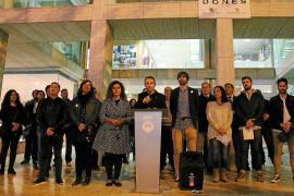 El Consell d'Eivissa se posiciona en contra de las violencias machistas en el deporte